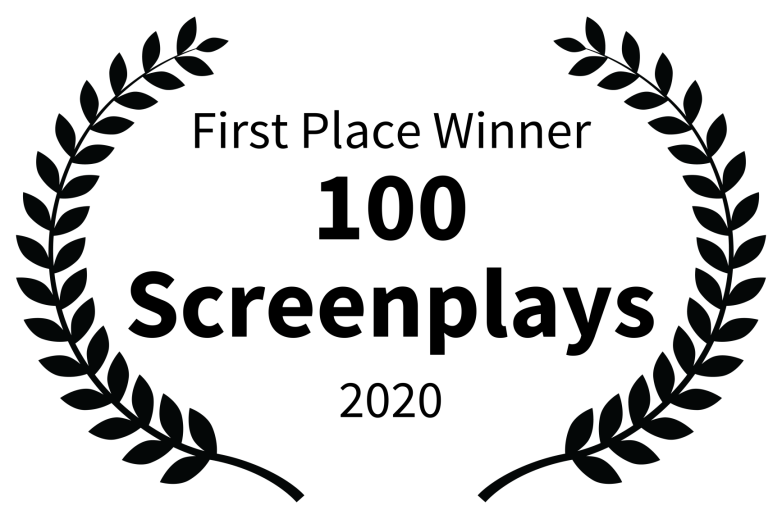 First Place Winner - 100 Screenplays - 2020